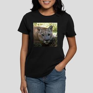 Cougar named Shadow Women's Dark T-Shirt