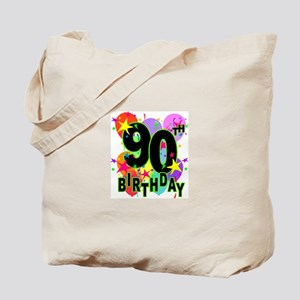BIRTHDAY 6 Tote Bag