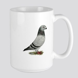 Show Racer Grizzle Pigeon Mug