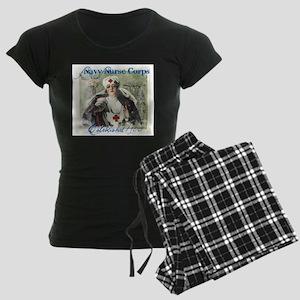 Vintage Navy Nurse Corps 1908 Pajamas