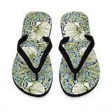 Art nouveau vintage Flip Flops