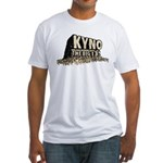 KYNO Fresno 1966 Fitted T-Shirt
