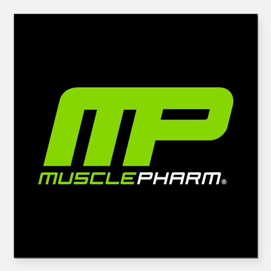 Muscle Pharm Bodybuilding Supplement Square Car Ma
