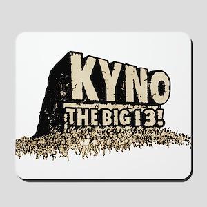 KYNO Fresno 1966 Mousepad