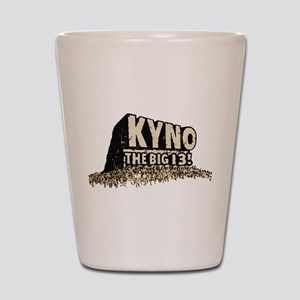 KYNO Fresno 1966 Shot Glass