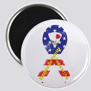 Remember Our Veterans Magnet