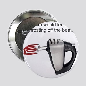 """Lick Beaters 2.25"""" Button"""