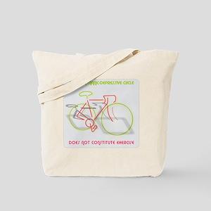 Manic-Depressive Cycle Tote Bag