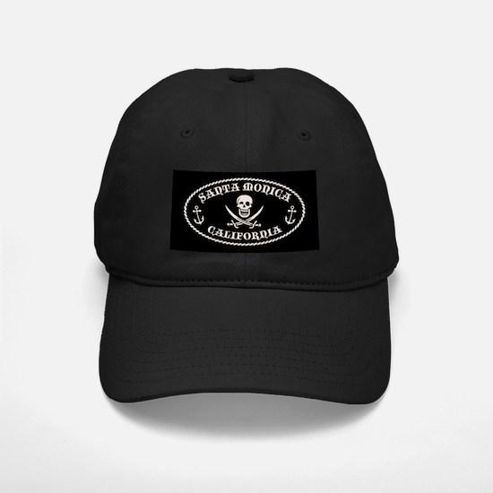 Santa Monica Pirate Baseball Hat
