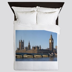 London Queen Duvet
