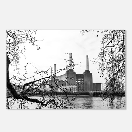 Battersea Power Station Postcards (Package of 8)