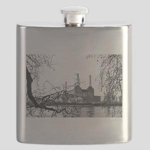 Battersea Power Station Flask