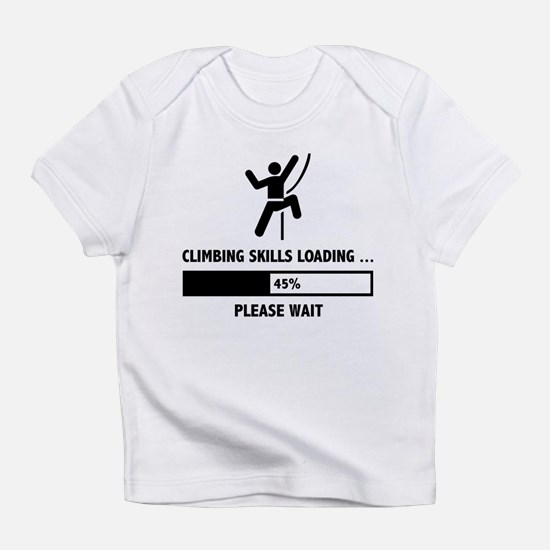 Cute Sport climbing Infant T-Shirt