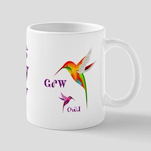 Cherokee Hummingbird Mugs