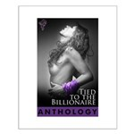 Tied to the Billionaire Poster Design