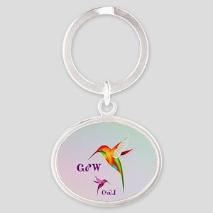 Walela - Cherokee Hummingbird Keychains