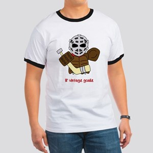 Lil Vintage Hockey Goalie T-Shirt
