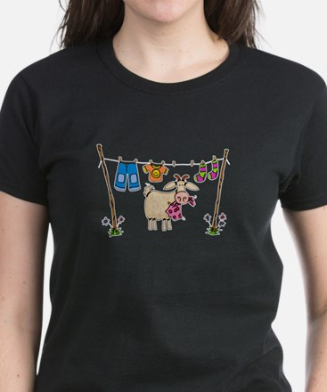 Bad Goat Women's Dark T-Shirt
