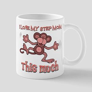 I love Step Mom this much Mug