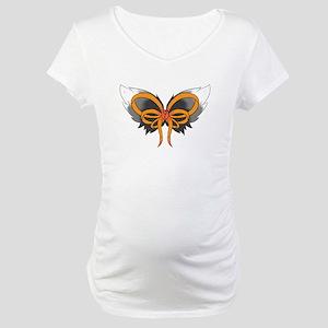 MS Ribbon Maternity T-Shirt