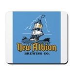 New Albion Brewing Company Mousepad