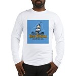 New Albion Brewing Company Long Sleeve T-Shirt