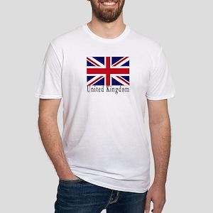 United Kingdom Fitted T-Shirt