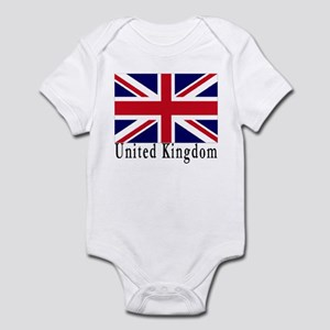 United Kingdom Infant Bodysuit