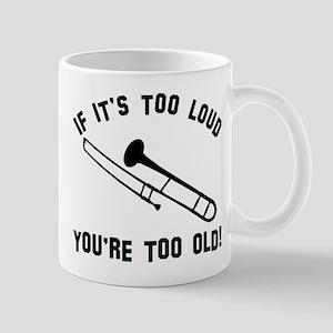Trombone Vector designs Mug