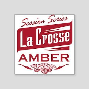 Session Series Amber Sticker