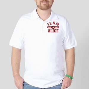 brady-bunch-team-ALICE Golf Shirt