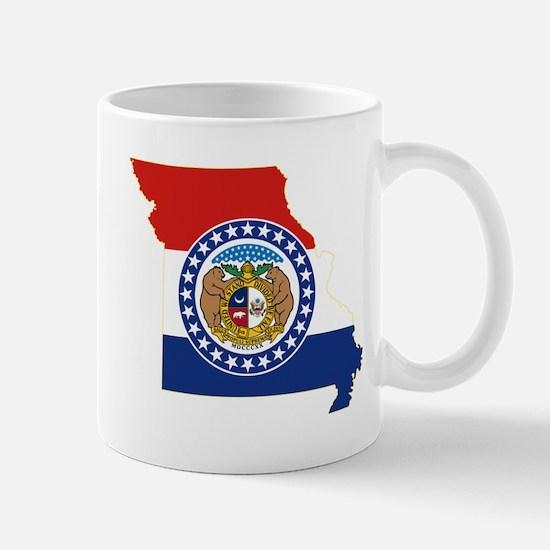 Missouri Flag Mug
