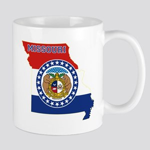 Missouri Flag Mug