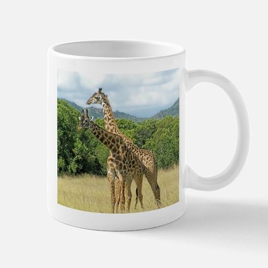 Mara Giraffes Mug