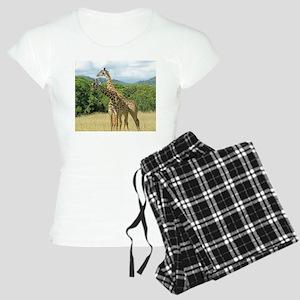 Mara Giraffes Pajamas