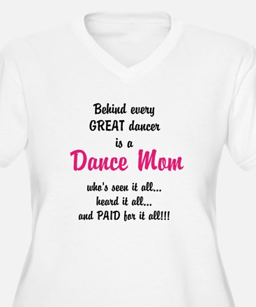 dance mom Plus Size T-Shirt