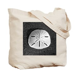 SeaShell (B&W) Tote Bag