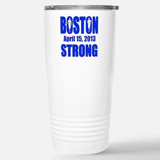 Boston Strong 4 15 B Stainless Steel Travel Mug
