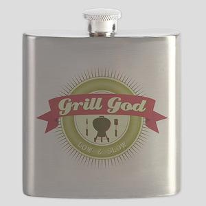 Grill God Flask
