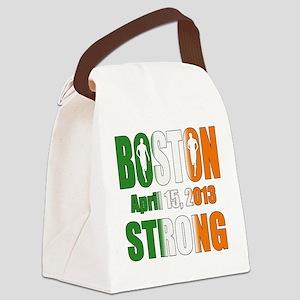 Boston Irish Strong 4 15 2013 Canvas Lunch Bag