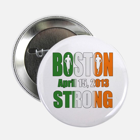 "Boston Irish Strong 4 15 2013 2.25"" Button (10 pac"