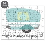 Home is Where We Park It Puzzle