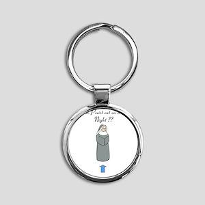 NUN NUMMIES Keychains