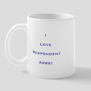 Love Respondent Arbs Mug