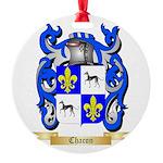 Chacon Round Ornament