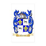 Chacon Sticker (Rectangle 10 pk)