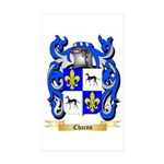 Chacon Sticker (Rectangle 50 pk)