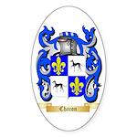 Chacon Sticker (Oval 50 pk)