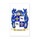 Chacon 20x12 Wall Decal