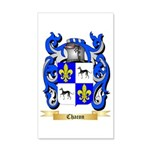 Chacon 35x21 Wall Decal